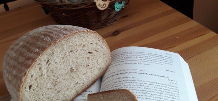 Nejen chlebem,… … ale i Bohem.